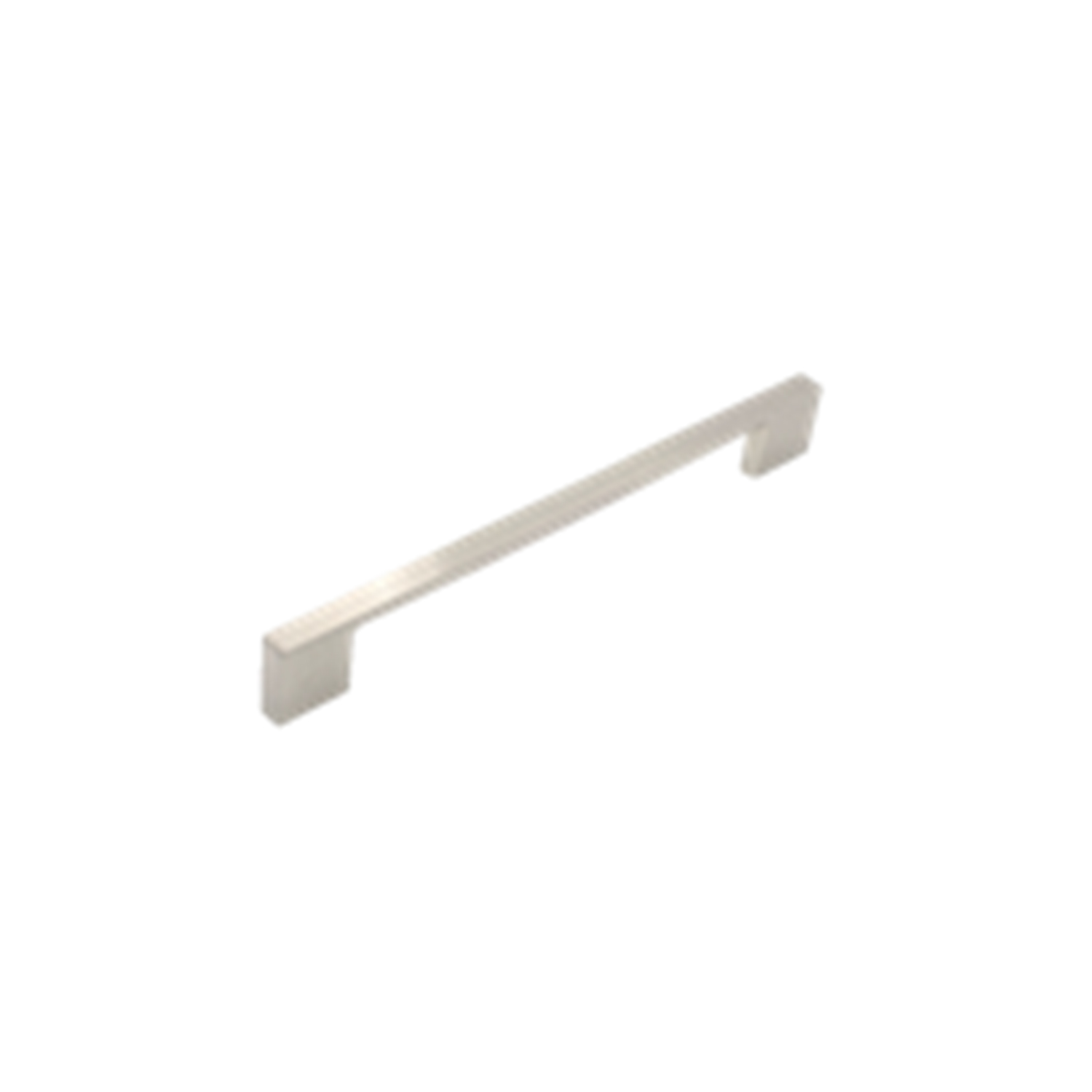 Alpha Zinc DD290 Brushed Nickel Finish Handle