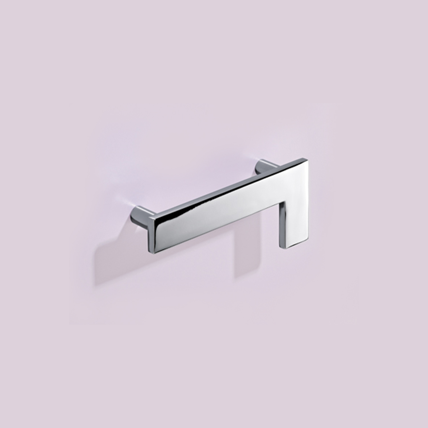 Alpha Morano Zinc SS look Handle