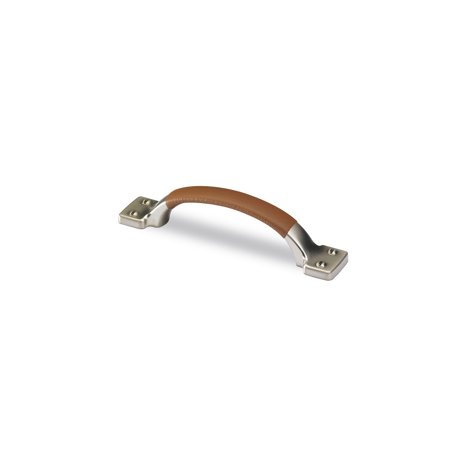 Alpha Decorative  Zinc Brown Finish Handle