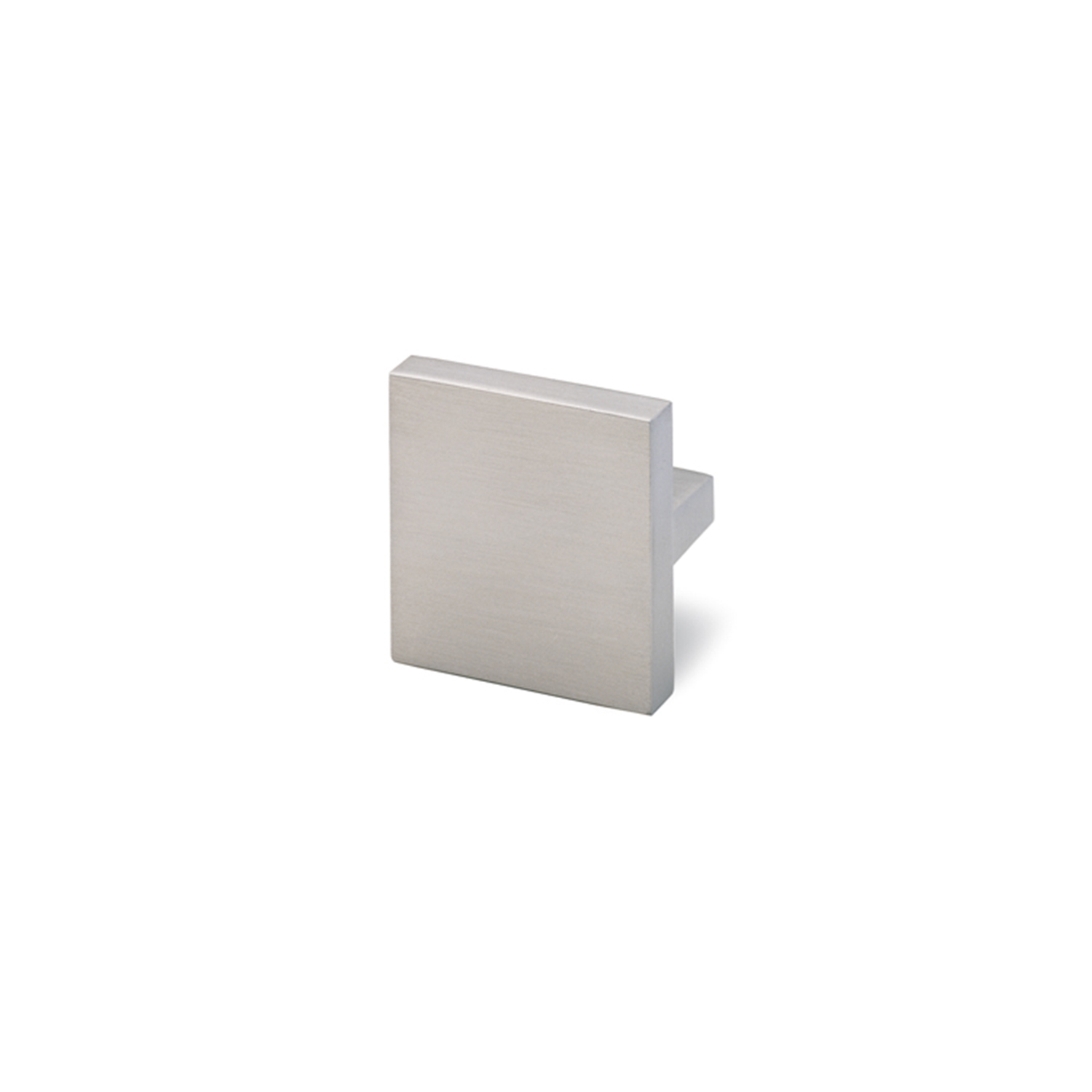 Alpha Messana Zinc Brushed SS Finish Knob