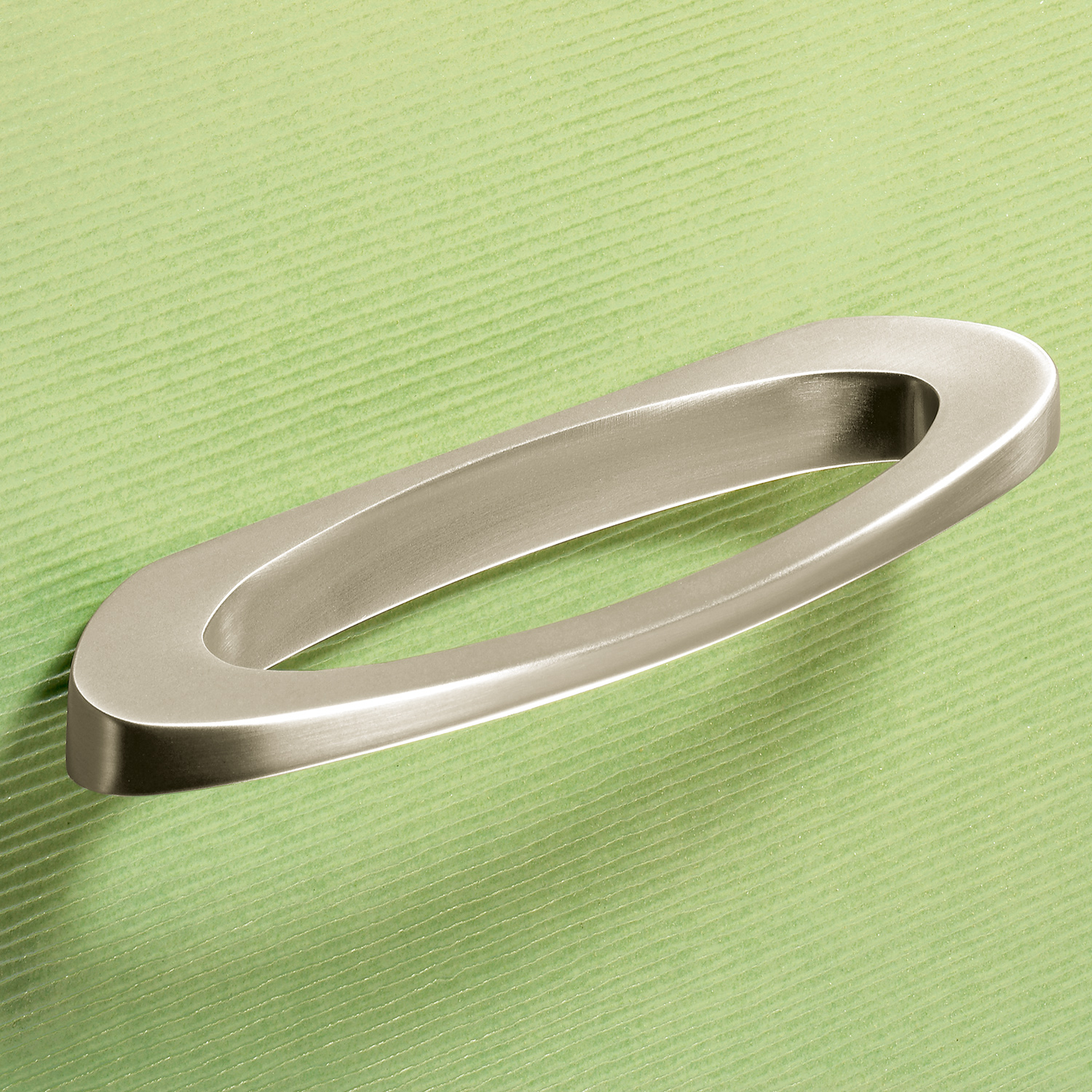 Alpha Neapolis Zinc Bright Chrome Finish Handle