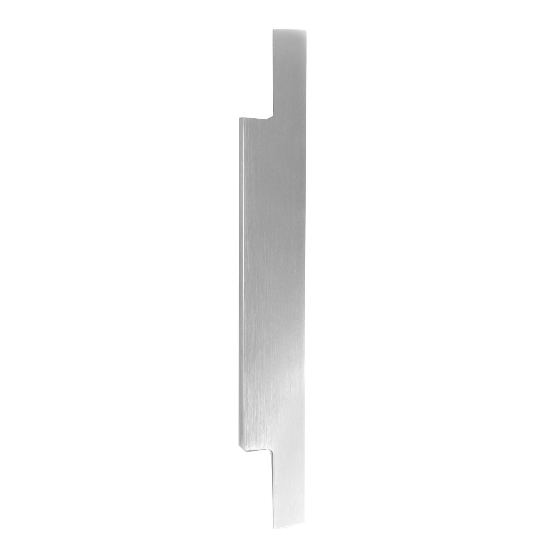 Beta Lamezia Brushed Stainless Steel Finish Handle
