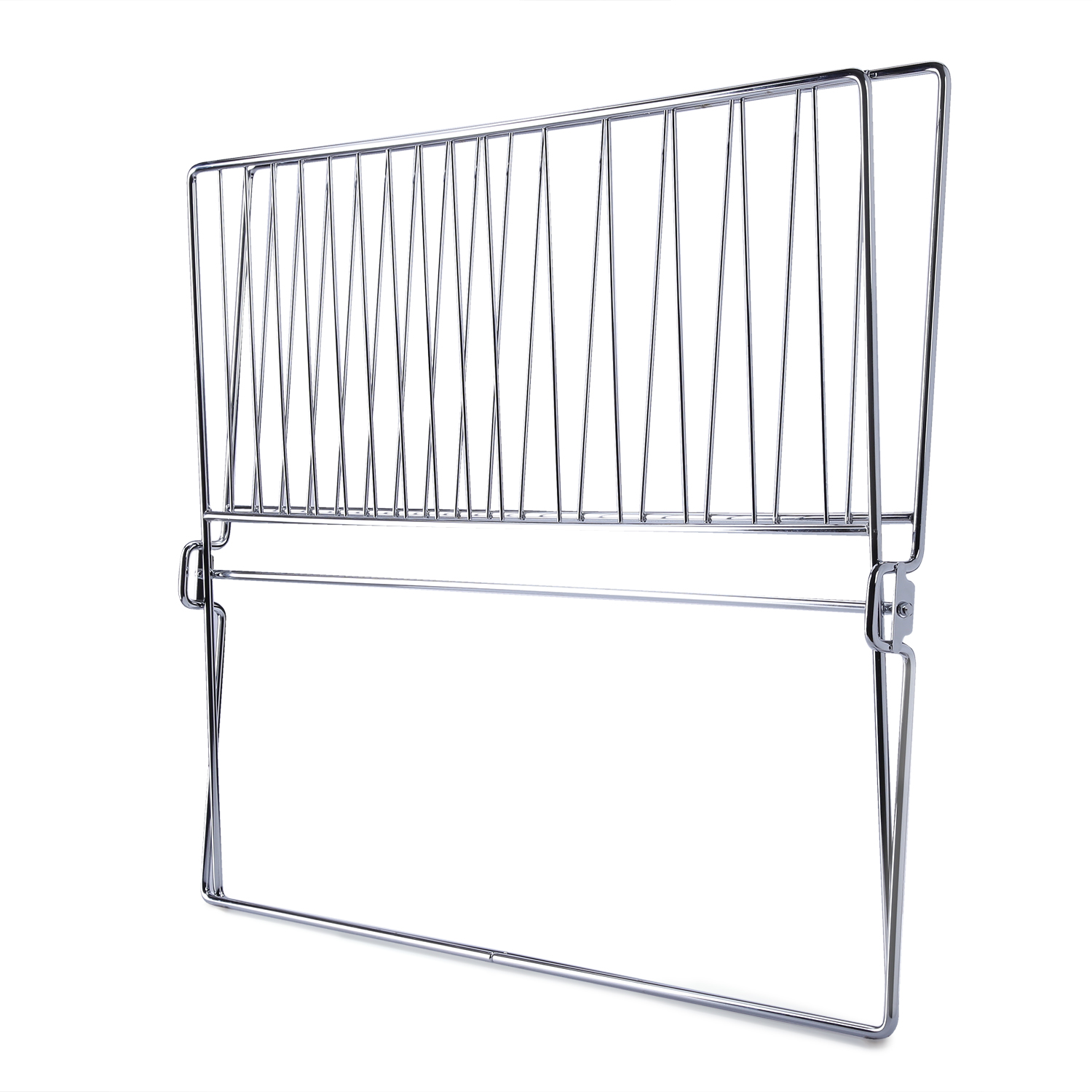 Hettich Stainless Steel Cargo Portable Dish Drainer with PVC Tray - 5 Year Warranty Against Rusting